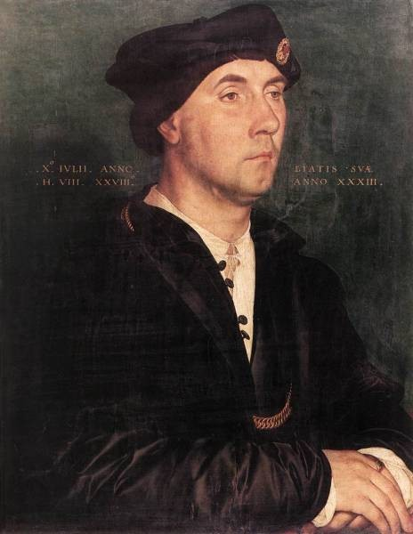 Holbien the Younger Sir Richard Southwell